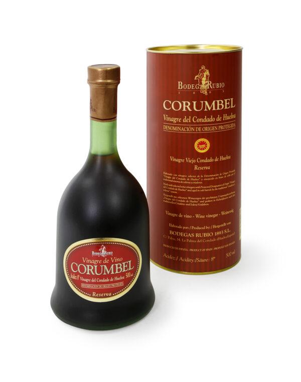 VINAGRE DE VINO CORUMBEL 500 ml.